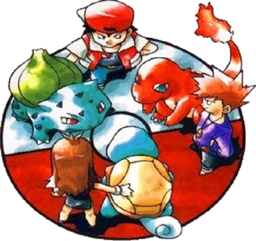 Japan - Pokemon Red/Blue/Yellow/Green live-stream event ...