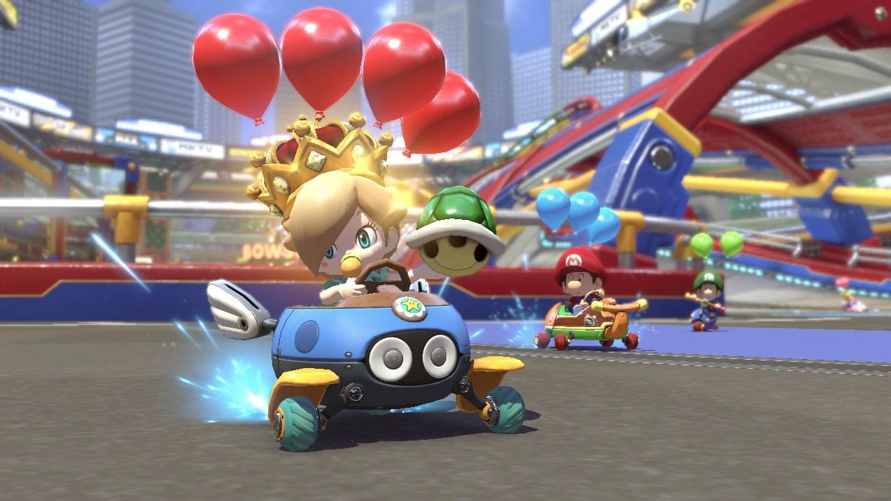Mario Kart Tourhack astuce et triche