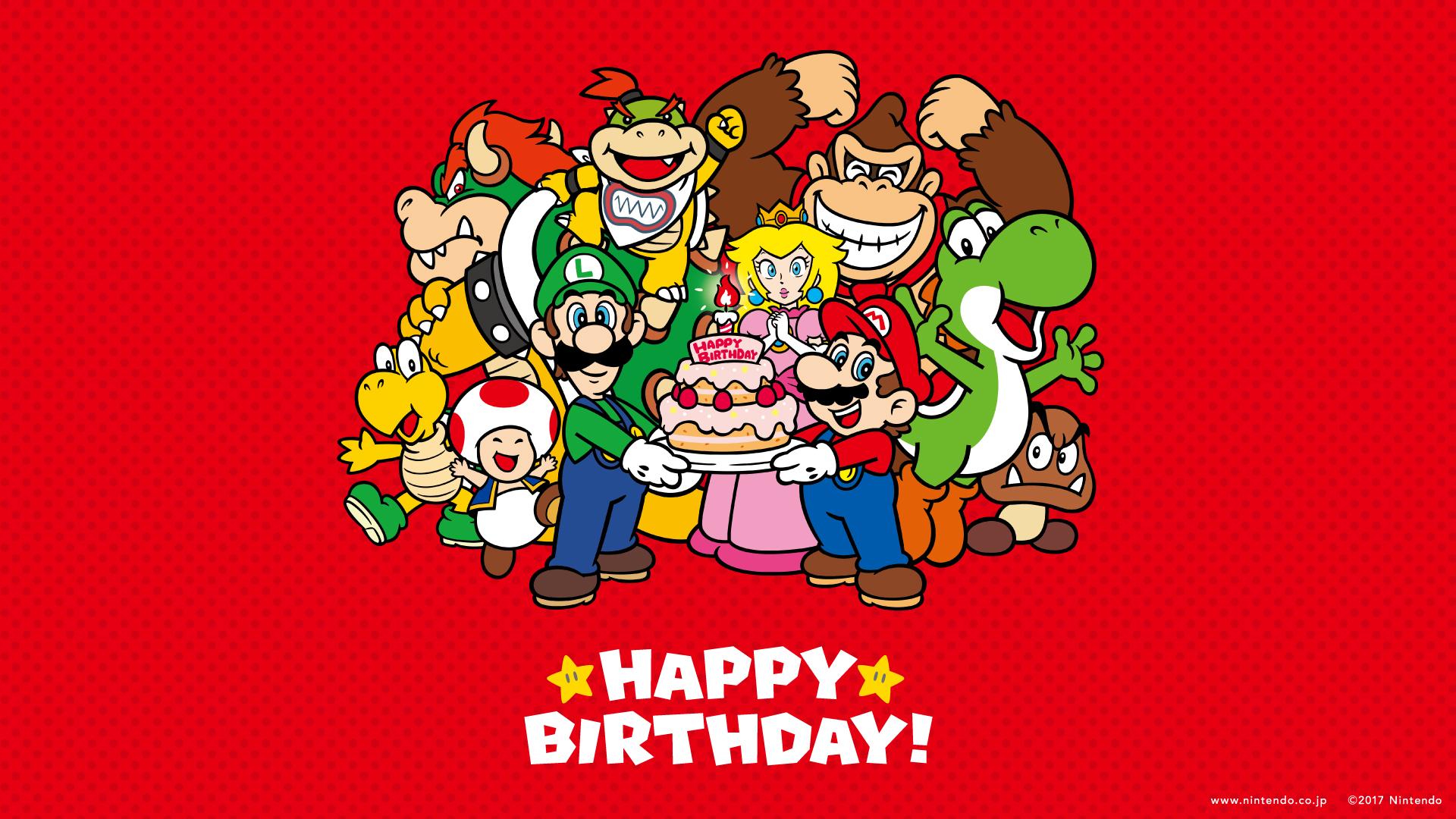 Nintendo releases Super Mario \