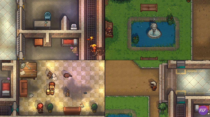 how to get a job in escapists 2