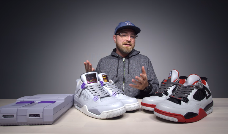 Unboxing the FreakerSneaks NES and SNES