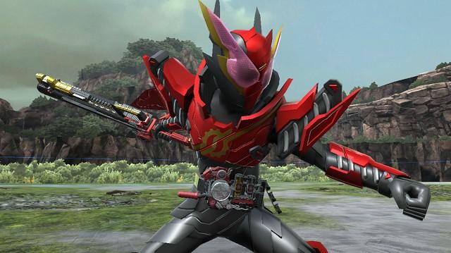 Kamen Rider: Climax Scramble Zi-O - cover art, more screens   GoNintendo
