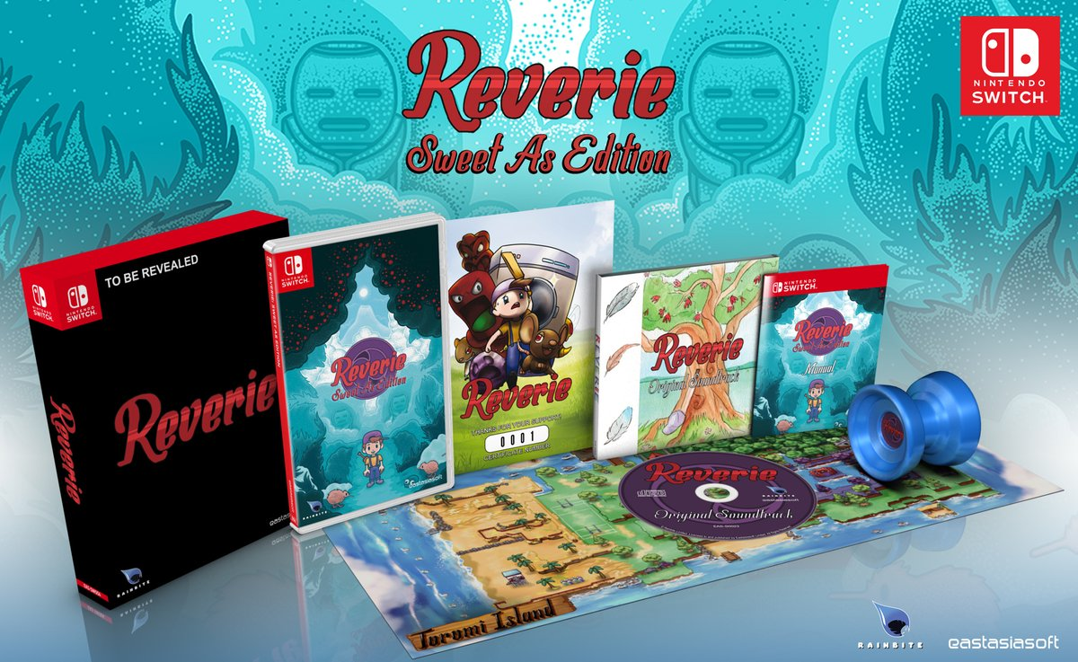 Reverie: Sweet As Edition due out in Asia/Japan in Q1/2019