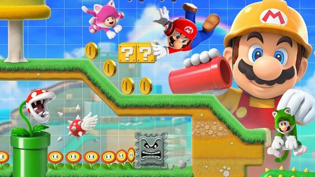 Super Mario Maker 2 File Size Detail – tocuz