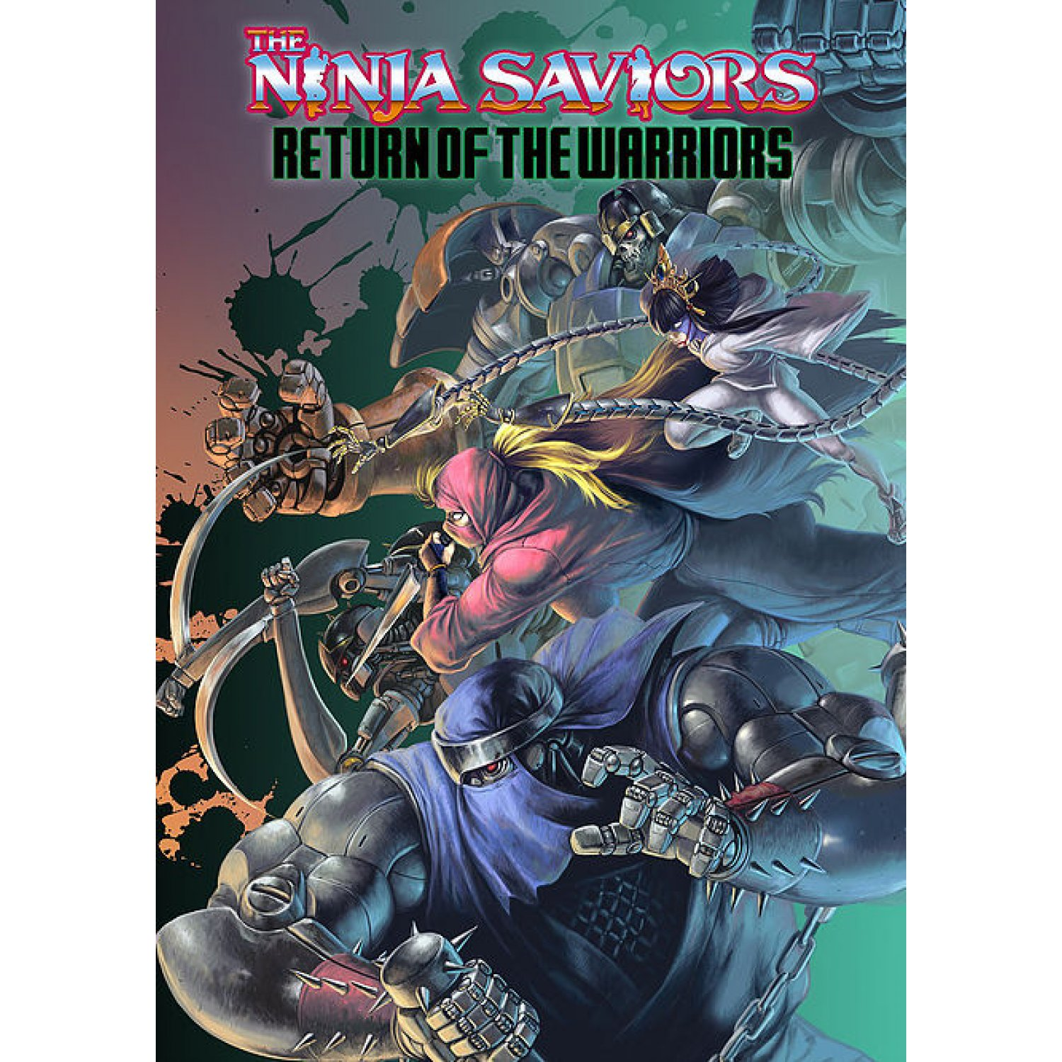 The Ninja Warriors: Once Again Set For Release In