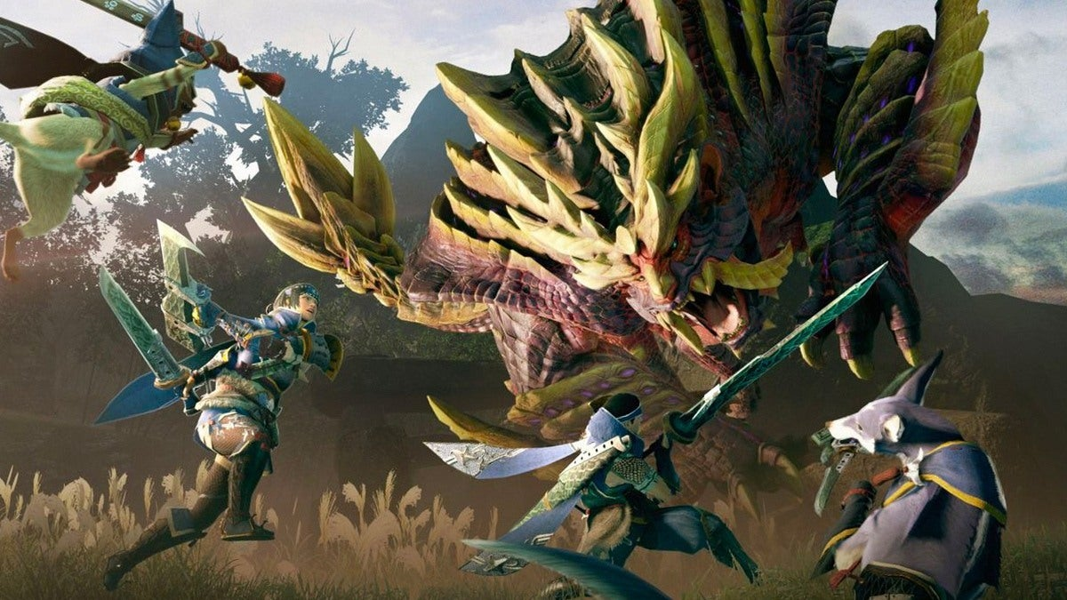 Monster Hunter Rise Switch exclusivity will remain intact for roughly a year, heading to PC in early 2022 | GoNintendo